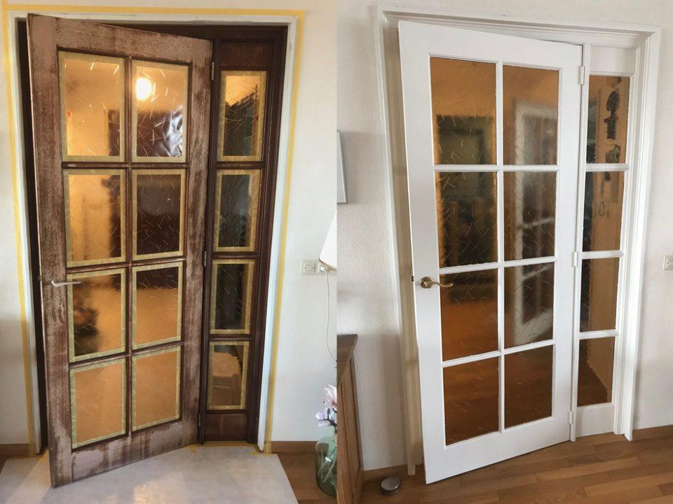 Binnendeur schilderen